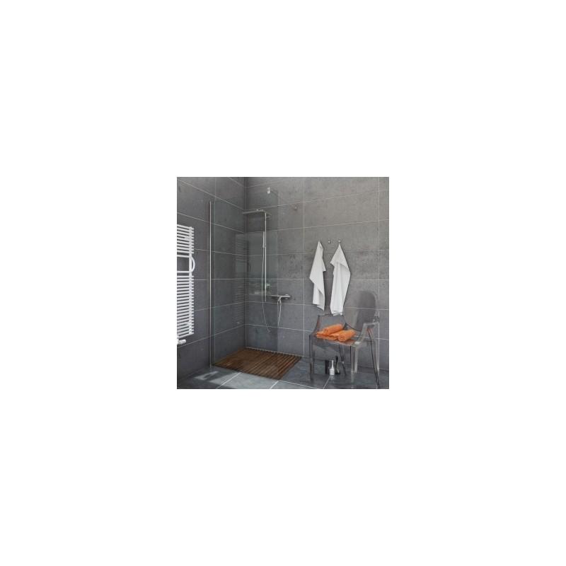 Kabina EASY IN 120x200 chrom szkło transparentne*