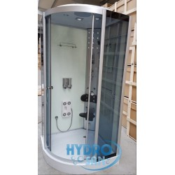 Kabina prysznicowa z hydromasażem Hydrosan WSH-7120W 90x90
