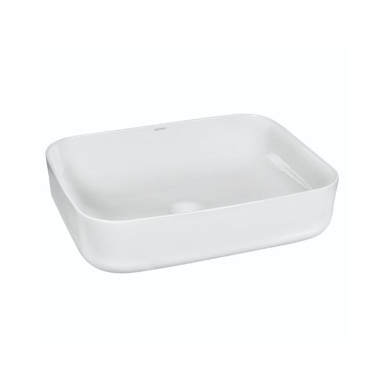 Umywalka nablatowa KR 384