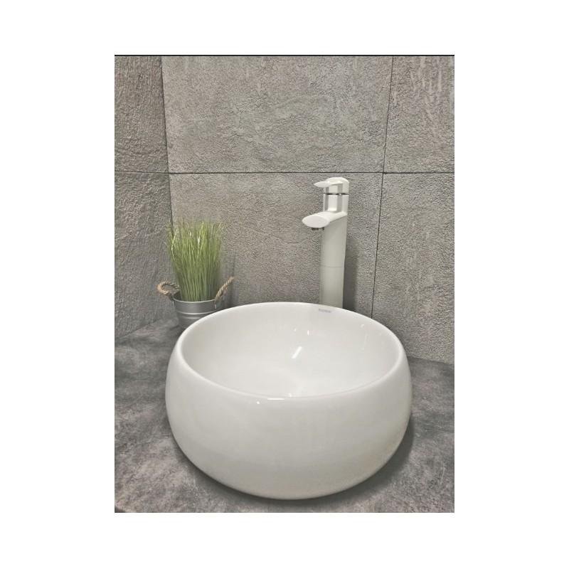 Umywalka nablatowa KR 802