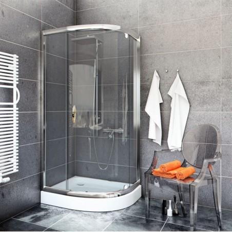 Kabina Prysznicowa  STYLIO  BK501RT+ z brodzikiem ALEX