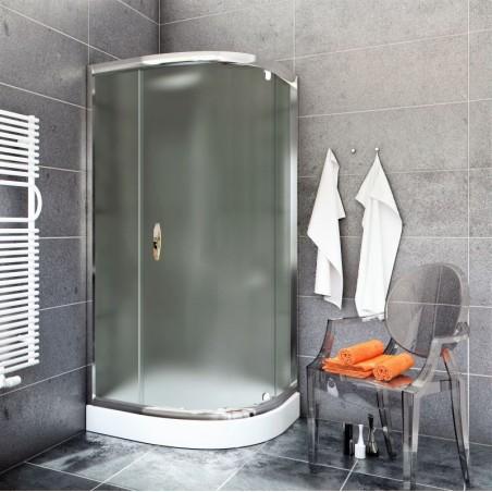 Kabina Prysznicowa  STYLIO  BK501RC+ z brodzikiem ALEX