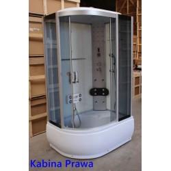 Kabinay prysznicowa WSH-7106 prawa/lewa Biała