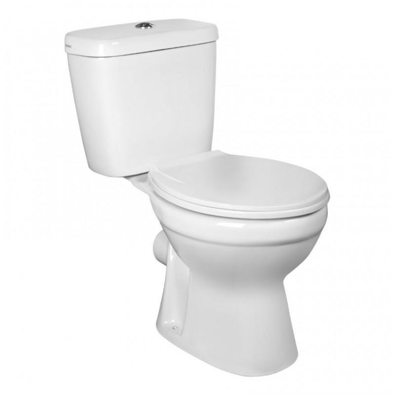 Kompakt WC wolnostojący C-clear