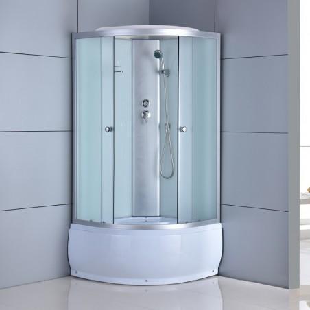 WSH-301A MAT kabina prysznicowa ZABUDOWANA