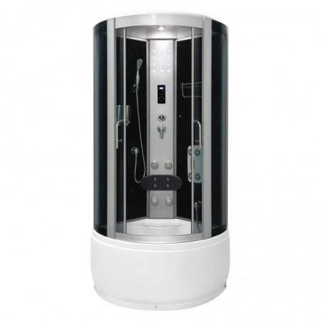 Kabina natryskowo-masażowa Silver Prime 90