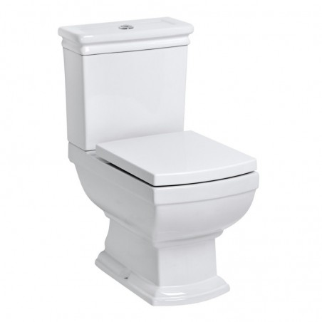 Kompakt WC stojący z deską KLEOPATRA 11