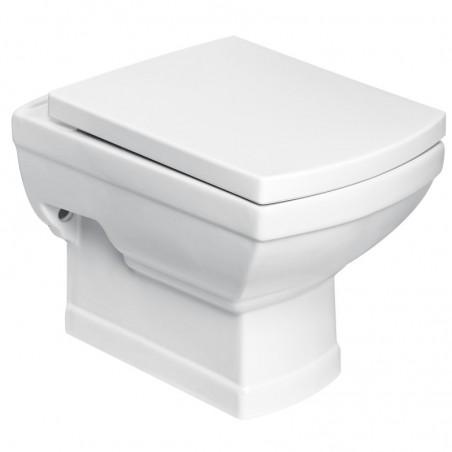 Miska WC z podwieszoną deską KLEOPATRA 16
