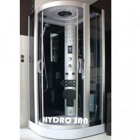 Ontario 9909B Kabina prysznicowa z hydromasażem 100 cm