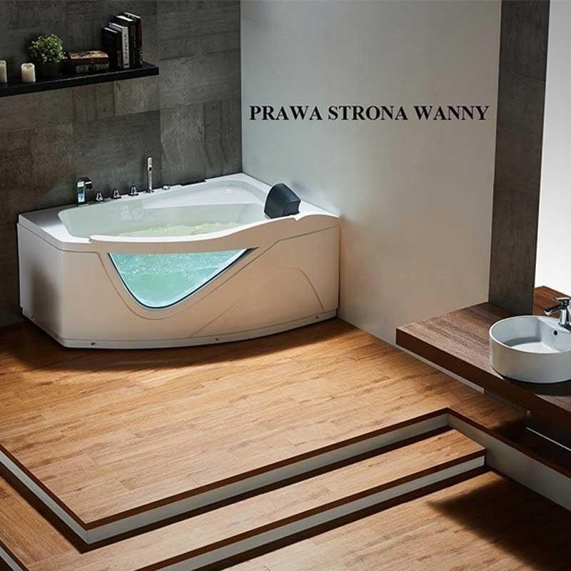 Atena 963 PRAWA/LEWA Wanna z hydromasażem