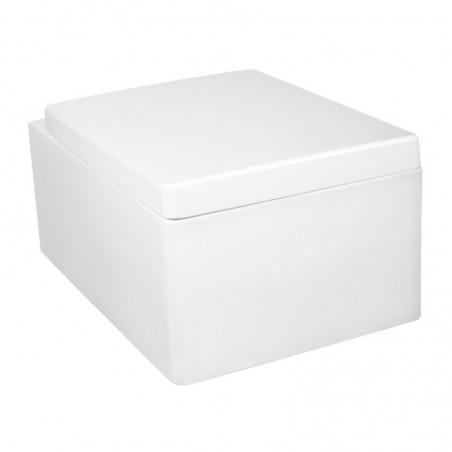 Miska WC podwieszona z deską THOR 16